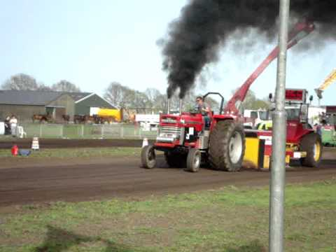 massey ferguson 1080 - YouTube