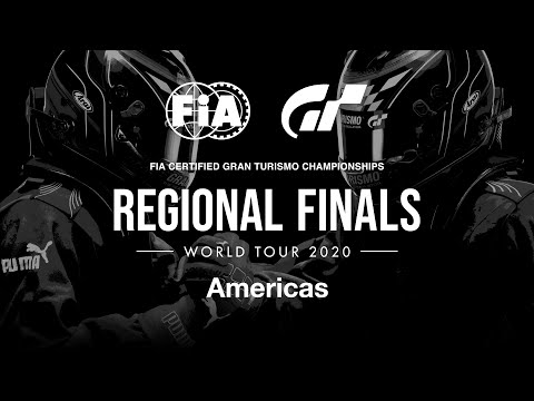 FIA Gran Turismo Championships 2020 | Nations Cup | Regional Finals | Americas [ENGLISH]