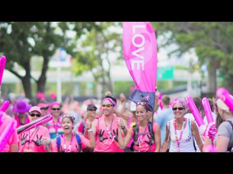 What is the Susan G. Komen 3-Day?