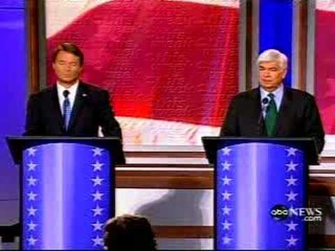 Democratic Presidential Debate in Iowa-Part 1-8/19/07