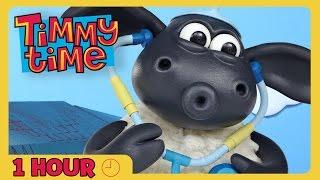 Timmy Time - Full Episdoes - Время барашка Тимми | Мультик Все серии подряд