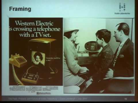 The Past, Present, and Future of Video Telephony