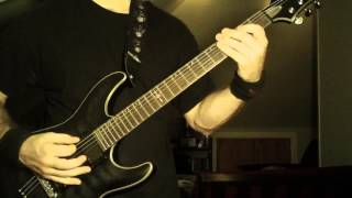 Megadeth Dread and the Fugitive Mind Guitar Cover