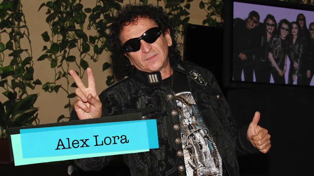 Alex Lora, ¿a favor de las fiestas en plena pandemia por Covid-19?
