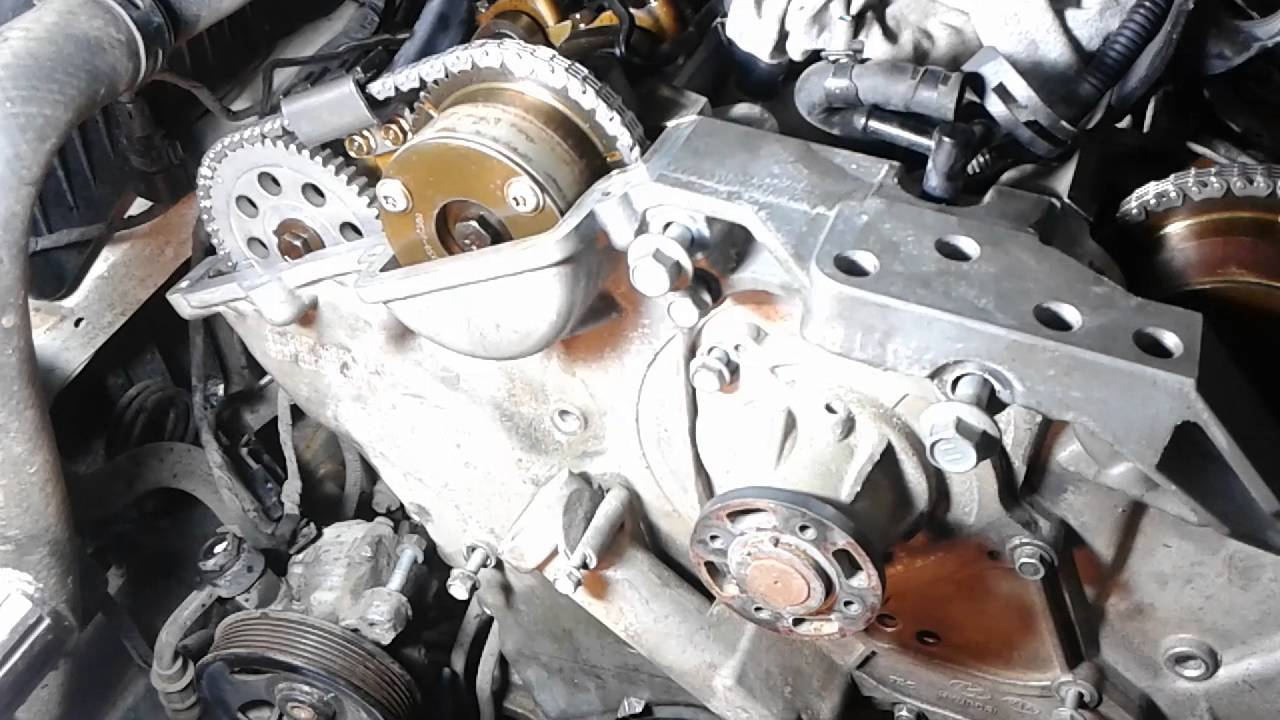 2011 silverado timing chain diagram [ 1280 x 720 Pixel ]