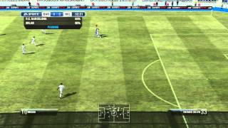 FIFA 12 DEMO   F.C Barcelona - A.C Milaan Gameplay [PC] [HD]