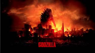 08 The Wave - Godzilla [2014] - Soundtrack - Alexandre Desplat