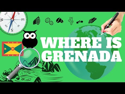 WHERE IS GRENADA | ALL YOU NEED TO KNOW
