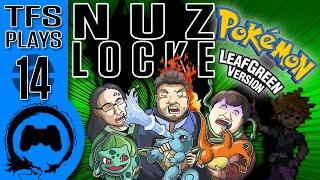 Leaf Green NUZLOCKE - 14 - TFS Plays (TeamFourStar)
