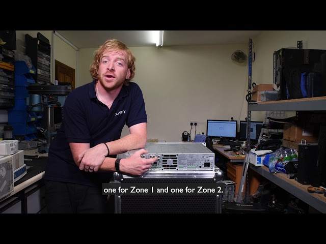 Introduction to Cloud 46/120 4-Zone Mixer Amplifier