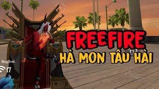 (Hài free fire) LẦY gạ thông đ.í.t em trai 2k6 và khiến team địch hết hồn con chó sồn