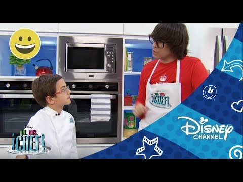 Disney Channel España   Un, Dos, ¡Chef! - Pulpo para Gemeliers