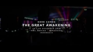 THE GREAT AWAKENING INDONESIA (Official Teaser)