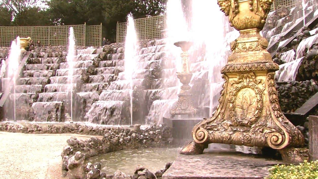 Château de Versailles : le retour des grandes eaux de Versailles