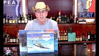 UNBOXING the Battle of Britain by Richard Borg from PSC