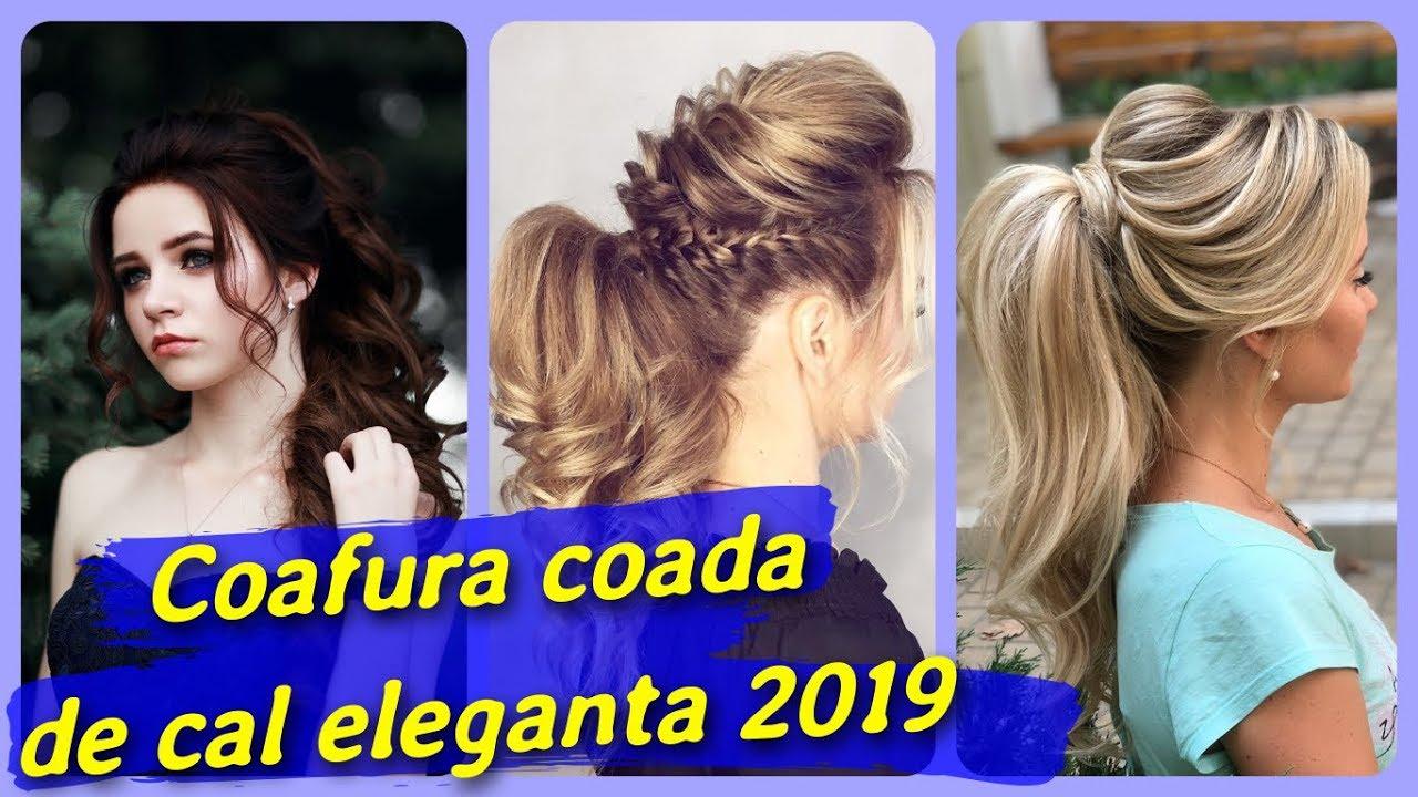 20 De Idei De Coafura Coada De Cal Eleganta 2019