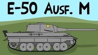 Лучшие реплеи недели: #90 E-50 Ausf.M мастер, 7000 дамага
