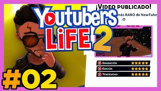 ⭐️ Youtubers Life 2 - El vídeo que NO SABÍAS que NECESITABAS 😳 - Gameplay Español