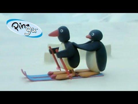 Pingu: Pingu Skis