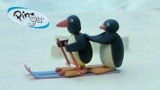 Pingu - Pingu gaat skieen