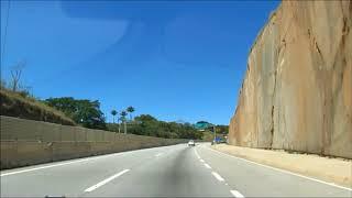 Rodovia dos Tamoios - Principais trechos 22/09/2018