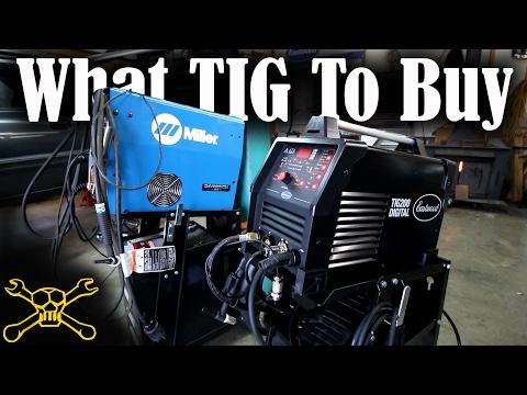 Good Low Cost TIG Welder? | Eastwood TIG 200 Digital Welder