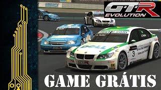 Key grátis do jogo GTR Evolution - Como resgatar e ativar.