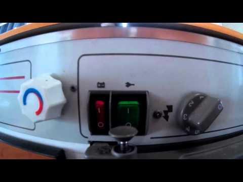 Нестандартная замена кнопки света в холодильнике Electrolux