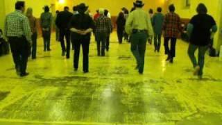 Copperhead Road par les Rednex Country Dancers le 12.01.10.wmv
