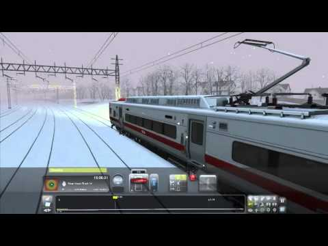 Metro North new red quiet train to New Haven Express