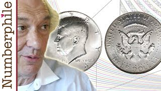 How random is a coin toss? - Numberphile thumbnail