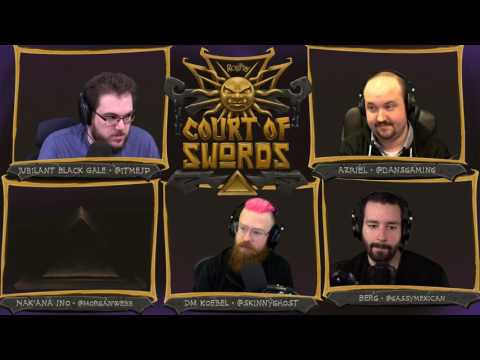 RollPlay - Court of Swords - S2 - Week 32, Part 1 - Journey Home