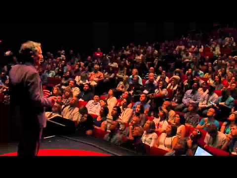 Architecture ahead of its time -- The Paolo Soleri Amphitheater | Conrad Skinner | TEDxABQ