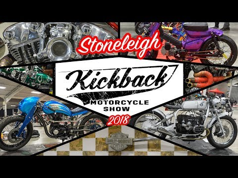 kickback stoneleigh 2018 - bikerlifestyle
