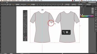 Illustrator - T-Shirt Tutorial -Teil 1 ( German / Deutsch )
