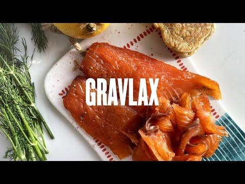 gravlax-de-saumon-maison-(au-gin)-🐟🎅🏻-&-recette-de-blinis-(au-sarrasin)-🥯