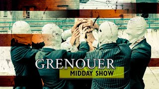 GRENOUER - Midday Show - Official Rock Metal Music Video