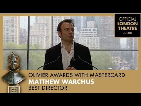Olivier Awards With MasterCard 2012  Best Director