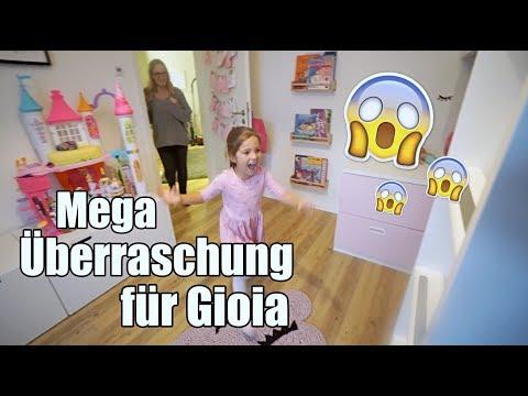 Mega Überraschung für Gioia I 6.ter Geburtstag I My Little Pony Torte I Nati Vita