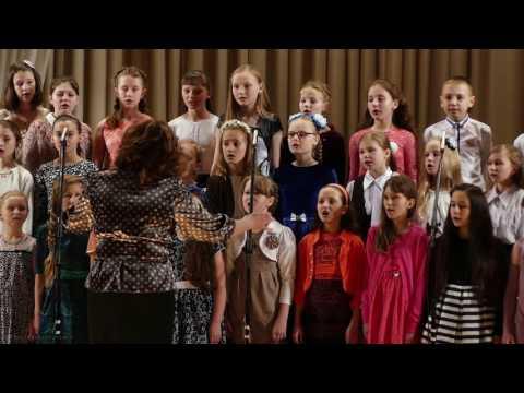 Детские песни про осень