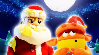Play Doh Videos | Visting Santa's Workshop | Stop Motion | The Play-Doh Show