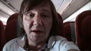 Михаил Гребенщиков летел в самолете