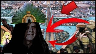 Star wars ¿darth sidious era en realidad un dios de mesoamerica?