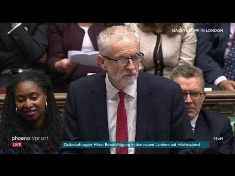 Brexit: Rede von Jeremy Corbyn am 25.09.19