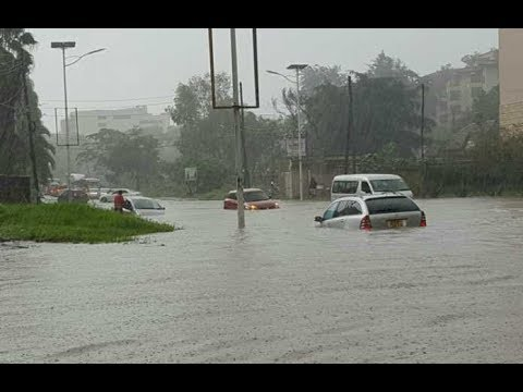 What heavy rains have done to Nairobi, and more rains are on the way