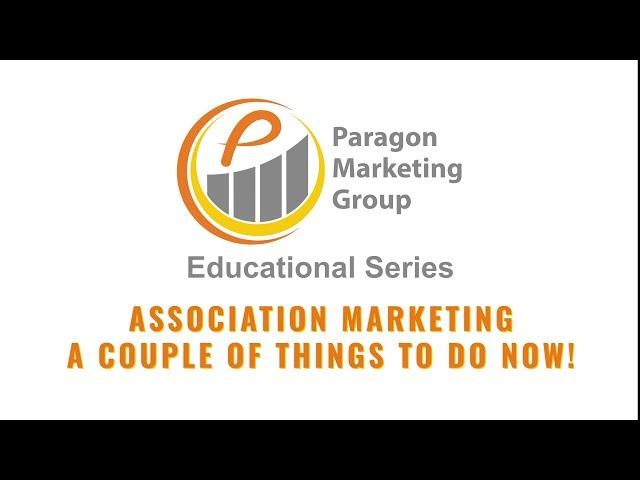 Association Marketing