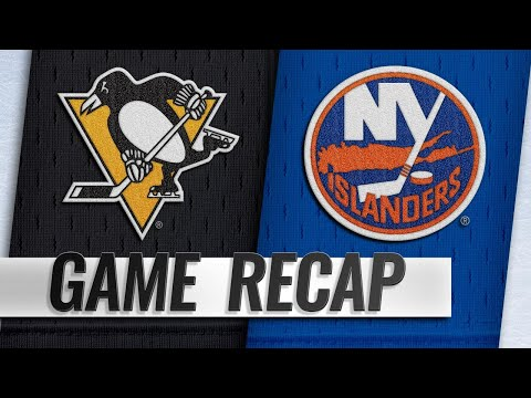 Guentzel, Penguins top Islanders in shootout, 2-1