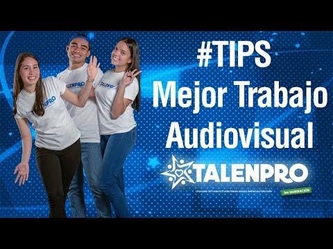 Tips para la inscripción de Mejor Audiovisual