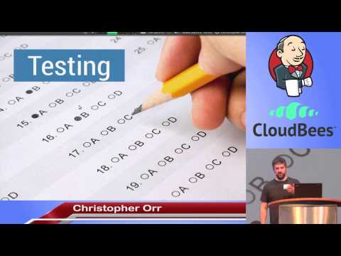2014 JUC Berlin - Building, Testing & Deploying Android Apps with Jenkins