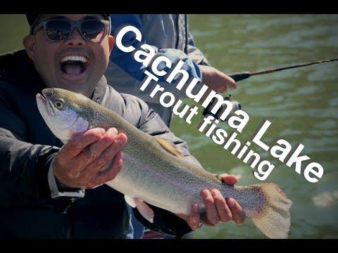 Cachuma Lake Trout Fishing